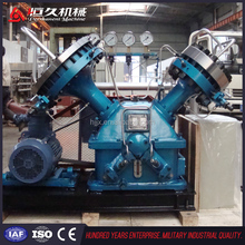 factory made 400 bar high pressure Ammonia Diaphragm compressor
