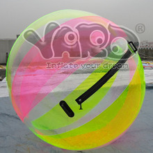Floating water ball inflatable walking bubble water ball