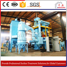 CE/ISO Approved Pool Deck Pavers Shot Blasting Machine with factory price