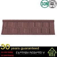 100% natural sand stone high quality roofing shingles