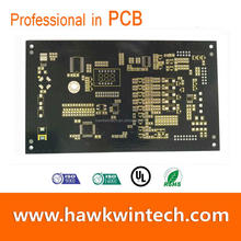 Custom-made OEM Immersion Gold For Bluetooh Device, Power Supply PCB Multi-layers Printed Circuit Board