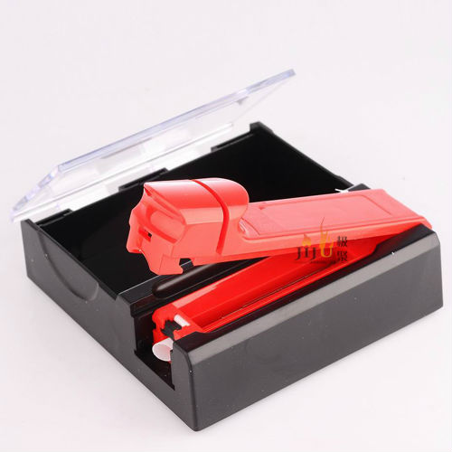 multifunction 1 tube cigarette roller rolling injector machine with cigarette case 003B