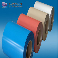 1100 1060 China Factory Best Selling Color Coated Aluminium Roll