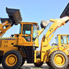 small wheel loader ZL18 with joystick and air conditioner for sale