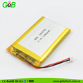 LP503759 3.7v 1350mah batteries lithium polymer cell for electronic toys rechargeable lithium ion 503759 3.7V