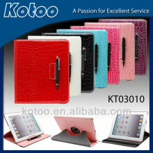 360 Degree PU Case for Ipad case 2