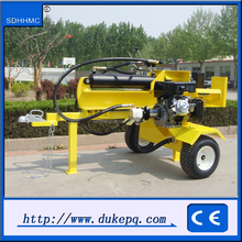 Factory Price 50Ton Fast Gasoline Log Splitter with Less Circle Time Top Quality