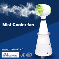 AC Power Type and New Condition evaporative air cooler misting fan & evaporative cooler