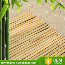 Strong natural cheap bamboo fence panels mesh security fence panels