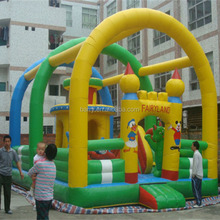 Hot sale inflatable playground toys china import toy in China golden supplier