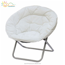 Baby comfortable folding moon chair,planet chair