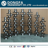 cheap auto parts for dongfeng truck engine, crankshaft online seller