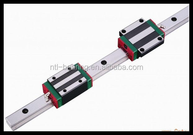 HIWIN brand HGW20CA linear block bearing and HGR20 guide rail
