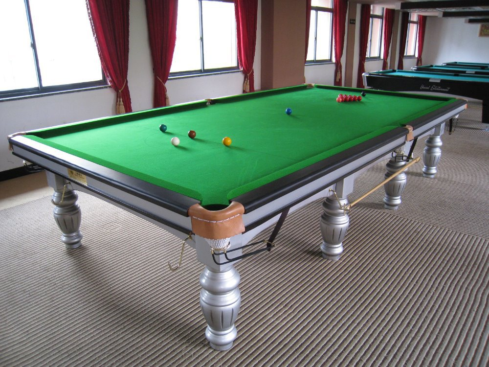 Standard size billiard table pool table in 7ft 8ft 9ft buy pool game table billiard billiard - Standard size of pool table ...