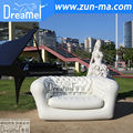 made in china popular giant event sofa cheap inflatable chair