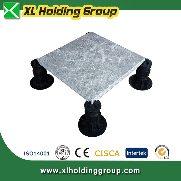 plastic pedestal for outdoor floor