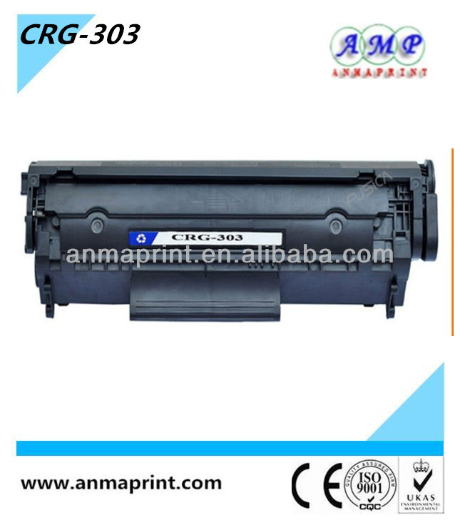 Laser jet printer toner cartridge products CRG-303 /703 for Canon printer parts