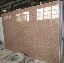 Popular China Red Granite Maple Leaf Red G562 Big Slabs Wholesaler