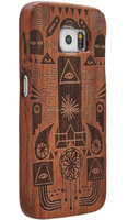 2015 Stylish wooden fashion design laser engraving smart phone case wood factory price 2014 accessories mobilephone