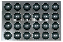 [Tontile]Baking Half Sphere Cake Mould-24 Indents(Silicone) SN9102