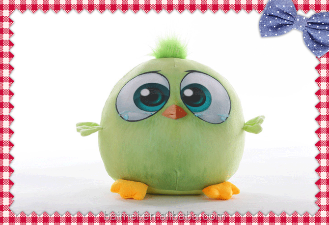 High Quality Soft Plush Toy Birds Stuffed Toys