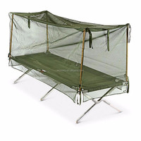 wholesale military rectangular designer bed mosquito net camping tent