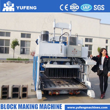 Germany concrete block making machine,egg laying concrete block machine,brick molding machine DMYF-10A