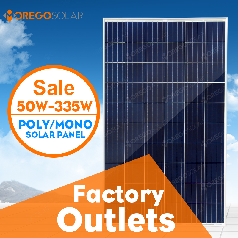High quality and high efficiency best price 50w-150w-335w solar panel from China