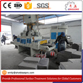 Low noise / Prefect design Stone Pavers shot blasting machine