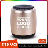 Custom Logo Bluetooth Mini Speaker Mini Audio For Phone