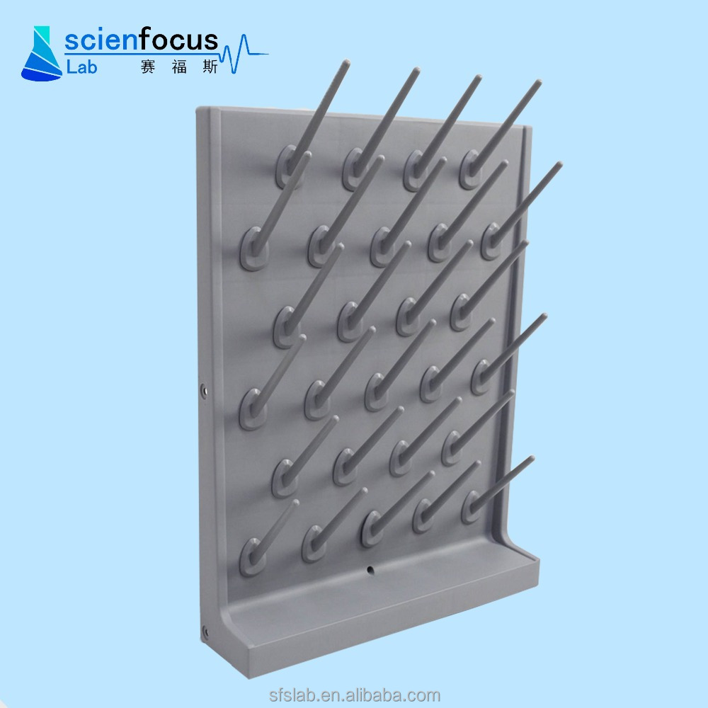 AS-PP05 PP Single faced plastic pegboard tabletop display hooks mdf display