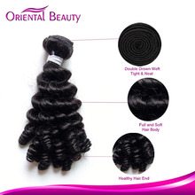 2016 New product 7A grade queen virgin remy peruvian aunty funmi human hair weave