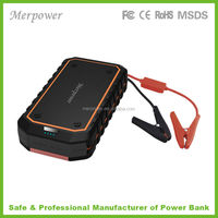 promotional high quality rechargeable battery jump starter power bank jump pro scooter