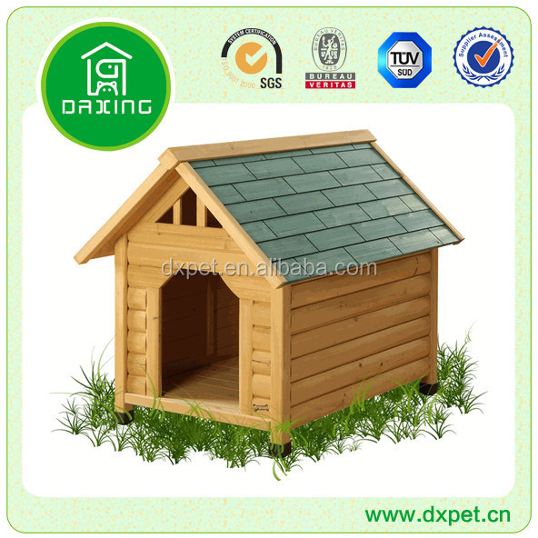 Build dog kennel wood(BV SGS TUV FSC)