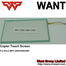 Copier parts touch panel MPC 2030 2550 3501 for Ricoh touch screen