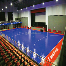 Futsal Court Floor / Indoor Soccer Tiles with CE SGS