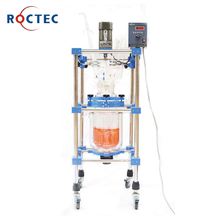 advanced glass reacting apparatus with low price