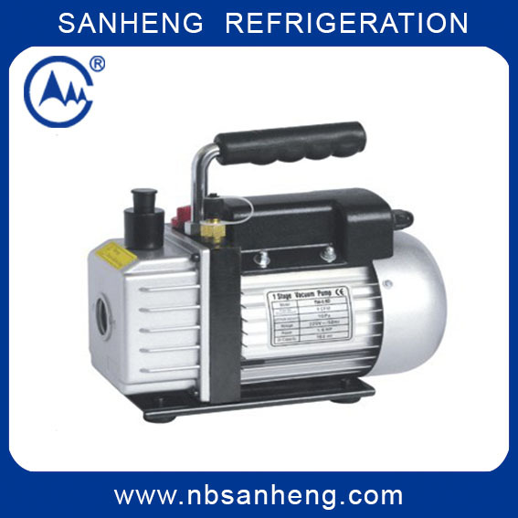 Refrigerating System Single Stage 4 CFM Rotary Vane Vacuum Pump