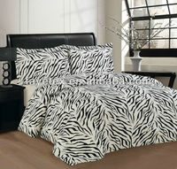 100% Polyester Stock Microfiber Comforters Twin