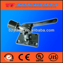 304 316 stainless steel forging and investment casting