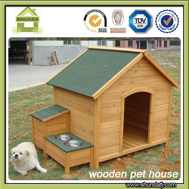 SDD0405 pet products wooden dog kennel