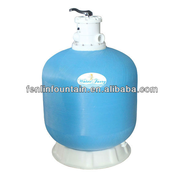 water well fiberglass house sand filter