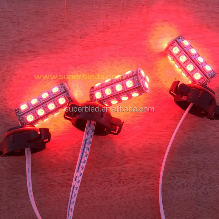 car used 9005 rgb led fog lamps