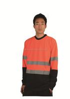 fire retardant workwear Shirts/ long sleeves anti-fire t-shirts/ safety flame retardant shirt