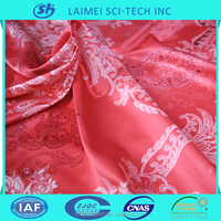Make-to-order cheap disperse printing polyester satin bedding fabric