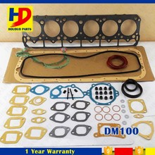 DM100 Cylinder Head Gasket 11115-1570 DM100 For Hino Engine Overhaul Gasket Kit