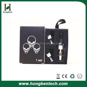China personalized pen micro pen e cig atomizer best vape pen glass globe vaporizer wax atomizer