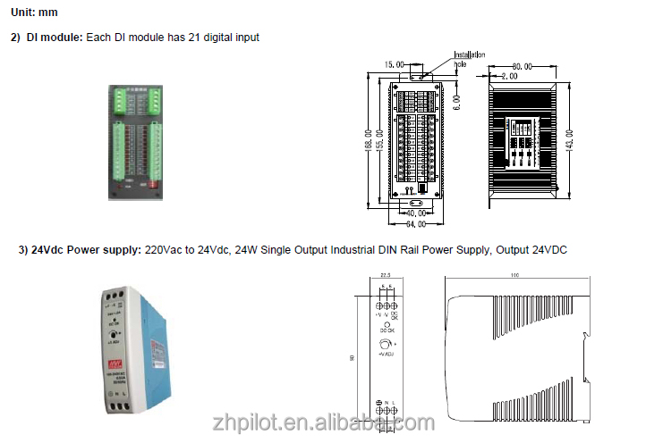 pilot pmac202 multi-channel branch circuit kwh power meter