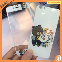 Cartoon Colorful Tempered Glass Film Screen Protector For Iphone 6 Plus