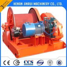 Factory Manual Winch Rope Electric Hydraulic Winch 5 ton 500lbs